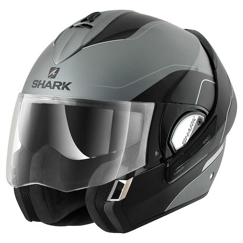 shark evoline 3 st arona helmet size md only revzilla. Black Bedroom Furniture Sets. Home Design Ideas
