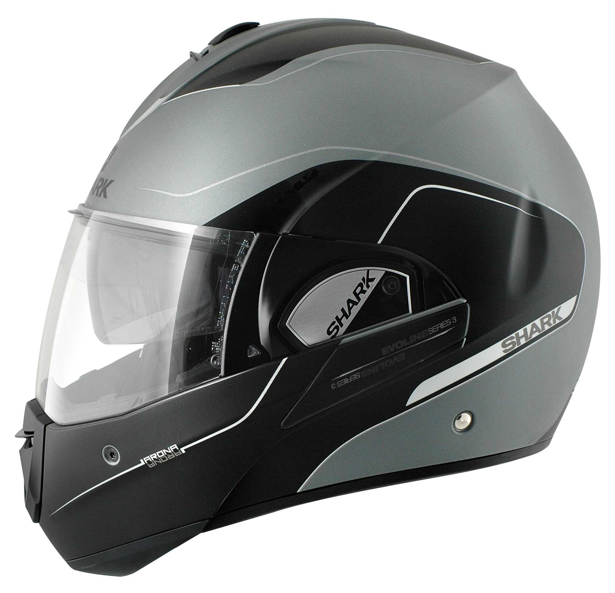 shark evoline 3 st arona helmet size xs only revzilla. Black Bedroom Furniture Sets. Home Design Ideas