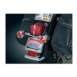 Kuryakyn Bullet Rear LED Turn Signal Bar Kit For Harley 1986-2011
