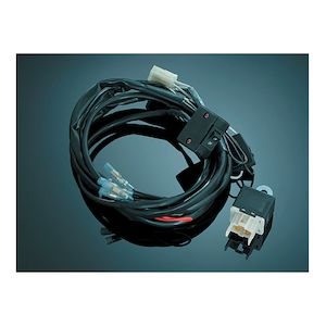 Kuryakyn Universal Driving Light Wiring Harness And Relay Kit