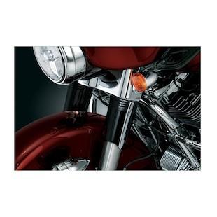 Kuryakyn Upper Fork Slider Covers For Harley Touring 1996-2013