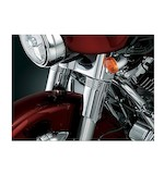 Kuryakyn Upper Fork Slider Covers For Harley Touring 1996-2013
