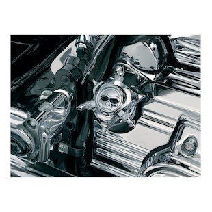 Kuryakyn Zombie Oil Filler Cap For Harley 1993-2006