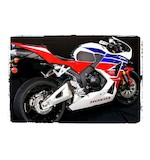 TechSpec High Fusion Tank Pads Honda CBR600RR 2013-2014