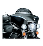 Kuryakyn LED Bat Lashes For Harley Touring 1996-2013