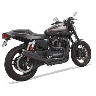 Bassani Road Rage B1 Exhaust For Harley XR 2009-2012