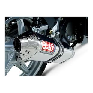 Yoshimura TRC Exhaust System Honda SH150i 2009-2010
