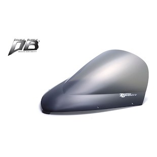 Zero Gravity Double Bubble Windscreen Kawasaki Ninja 650R 2006-2008