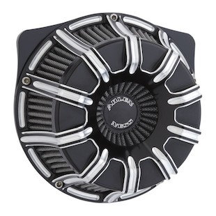 Arlen Ness 10-Gauge Inverted Series Air Cleaner Kit For Harley Twin Cam 1999-2017