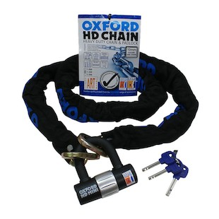 Oxford HD Chain and Padlock