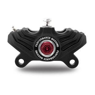 Performance Machine Vintage Front Brake Caliper For Harley 2000-2017