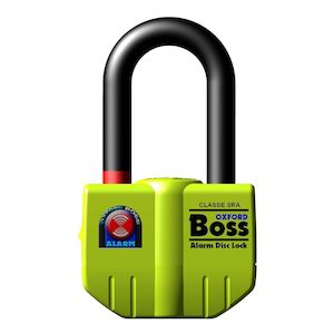 Oxford Boss Alarm Disc Lock