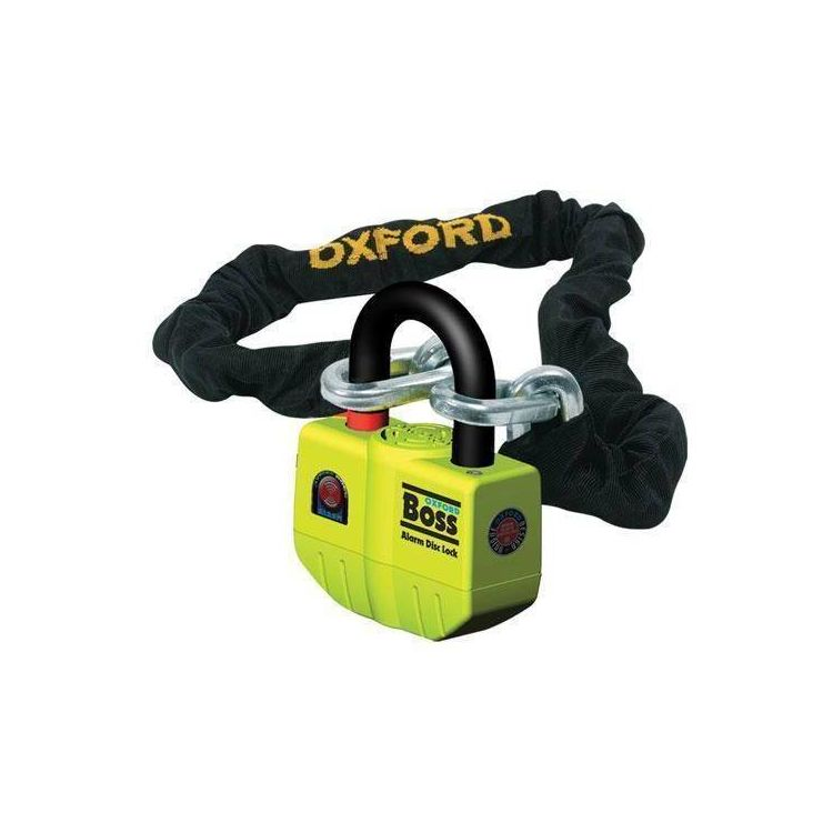 Oxford Boss Alarm Disc and Chain Lock