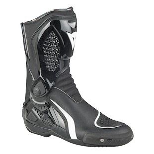 Dainese TR-Course Out D-WP Boots Black/Black/White / 40 [Demo]