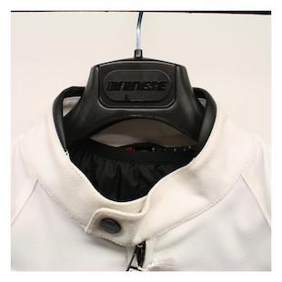 Dainese Crono Textile Jacket White/Black/Blue / 50 [Blemished]
