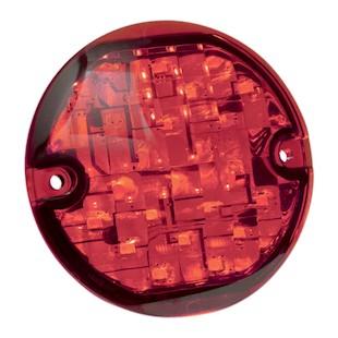Kuryakyn Panacea LED Rear Flat Turn Signal Conversion Kit For Harley 1991-2013