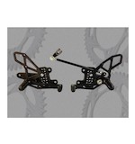 Vortex Adjustable Rearsets Honda CBR1000RR 2008-2013