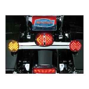Kuryakyn Panacea LED Rear Turn Signal Conversion Kit For Harley