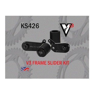 Vortex V3 No Cut Frame Sliders