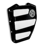 Performance Machine Scallop Cam Cover For Twin Cam Harley 2001-2015