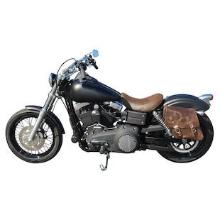 LaRosa Solo Saddlebag For Harley Dyna 2006-2016