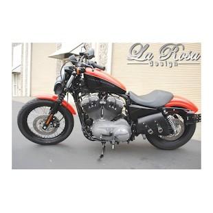 LaRosa Solo Saddlebag For Harley Sportster 2004-2017