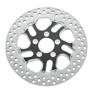 """Performance Machine 13"""" Front Brake Rotor For Harley 2000-2015"""