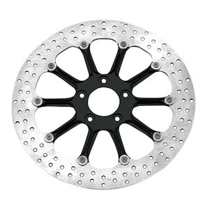 "Performance Machine 13"" Front Brake Rotor For Harley 2000-2018"