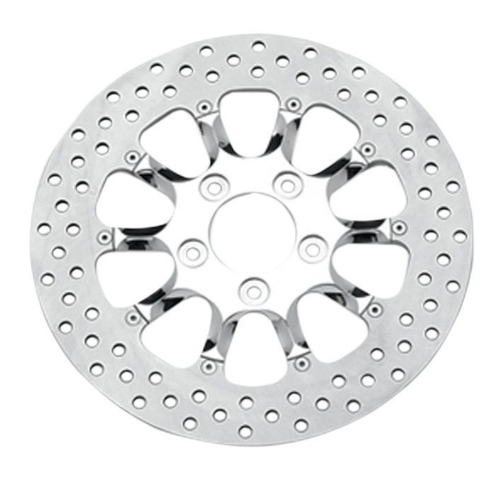 performance machine 11 8 front brake rotor for harley 2006 2019 2016 HD Tri Glide Accessories performance machine 11 8 front brake rotor for harley 2006 2019 10 33 00 off revzilla
