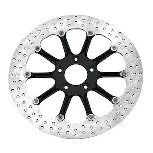 """Performance Machine 11.8"""" Front Brake Rotor For Harley 2006-2017"""
