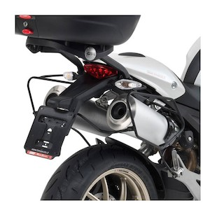 Givi T681 Soft Saddlebag Supports Ducati Monster 696 / 796 / 1100