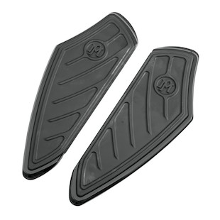 Performance Machine Contour Driver Floorboards For Harley 1986-2014