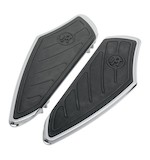 Performance Machine Contour Driver Floorboards For Harley 1984-2016