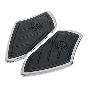 Performance Machine Contour Passenger Floorboards For Harley 1986-2018