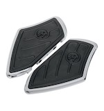 Performance Machine Contour Passenger Floorboards For Harley 1986-2014