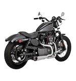 Vance & Hines Competition Series 2-Into-1 Exhaust For Harley Sportster 2004-2013