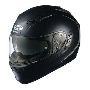 Kabuto Kamui Helmet - Solid (Sz XS & XL Only)
