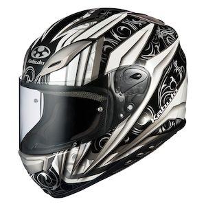 Kabuto Aeroblade 3 Rovente Helmet (LG)