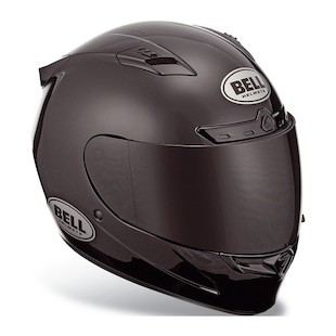 Bell Vortex Helmet - Solid Black / LG [Demo]
