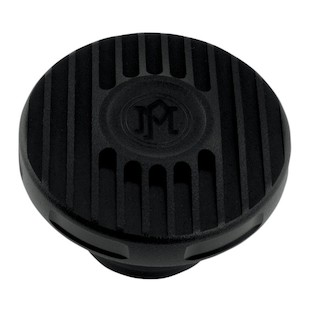Performance Machine Grill Gas Cap For Harley 1996-2016