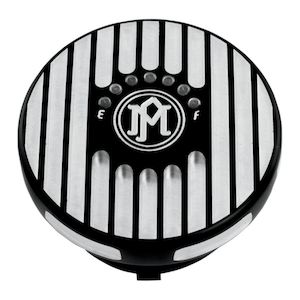 Performance Machine Grill Gas Cap For Harley 1996-2018