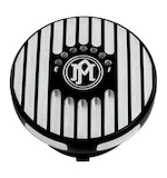 Performance Machine Grill Gas Cap For Harley 1996-2015