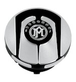 Performance Machine Scallop Gas Cap For Harley 1996-2015