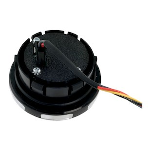 Performance Machine Scallop Gas Cap For Harley 1996-2014