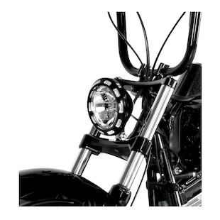 "Performance Machine 5 3/4"" Vision Headlight For Harley"