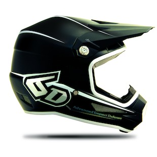 6D Youth ATR-1Y Stealth Helmet
