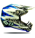 6D Youth ATR-1Y Chaos Helmet