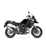 Scorpion Serket Parallel Slip-On Exhaust Suzuki V-Strom 1000 2014-2017