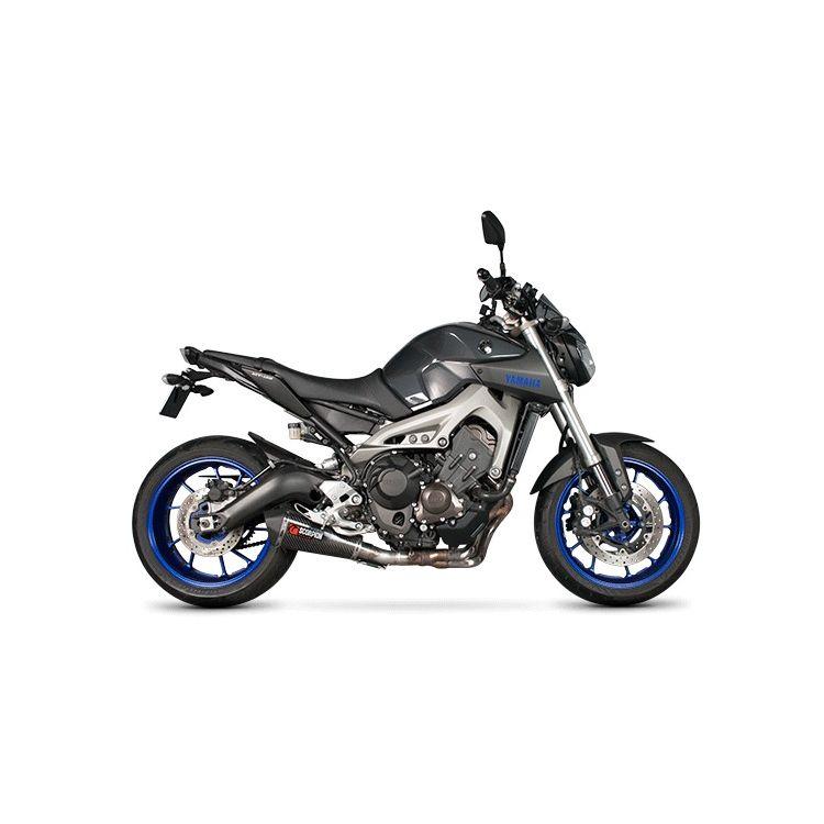 Scorpion Serket Taper Slip-On Exhaust Yamaha FZ-09 / MT-09 2014-2018