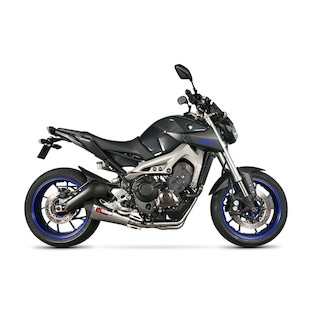 Scorpion Serket Taper Exhaust System Yamaha FZ-09 2014